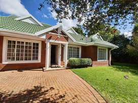 Family home in a secured complex few meters from Mooirivier Junction.