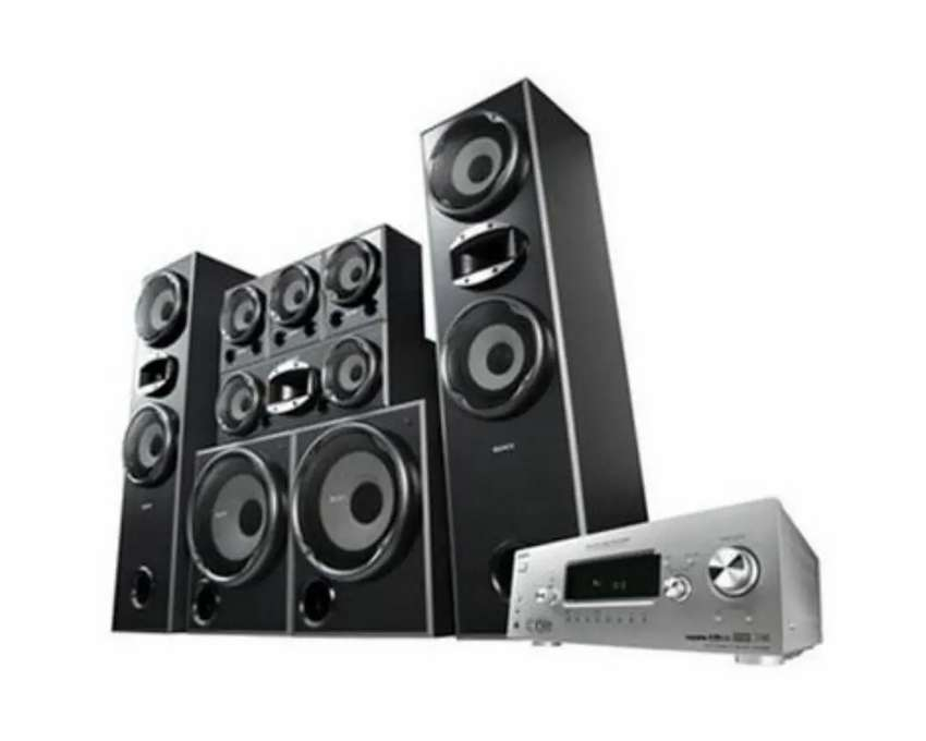 Sony 6.2 Home theatre system 0