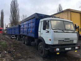Камаз 53215 зерновоз