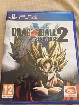 DragonBall Xenoverse 2 PS4