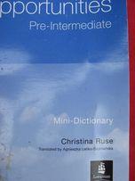 Opportunitiesn Pre-intermediate j.angielski