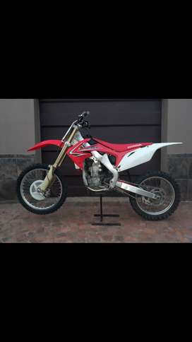 Crf 250R feul injection