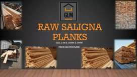Saligna Wood - Raw or Planed