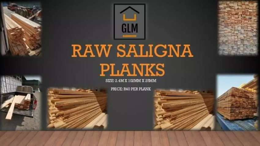 Saligna Wood - Raw or Planed 0