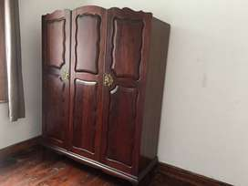 Life time Solid IMBUIA Antique wardrobes