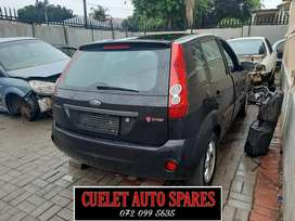 Ford Fiesta stripping for parts and accesories