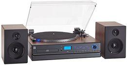 Dual, radio cyfrowe, tuner DAB +, odtwarzacz CD, gramofon, USB, AUX