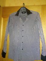 Фирменная качественная Рубашка SigMEN Slim Fit размер М