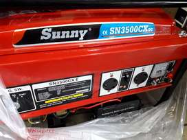 Sunny 3kva Key start Generator new in a box for R4700 free delivery