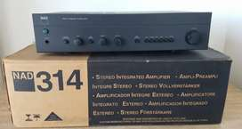 NAD 314 Integrated Amplifier