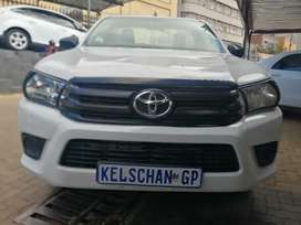 Toyota hilux 2.4 GD6