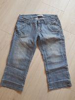 Sprzedam jeans damskie krótkie