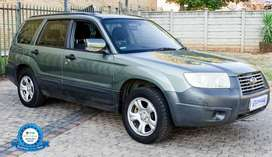 SUBARU FORESTER 2.5 X A/T