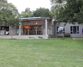 Nine hectare Smallholding in Kameeldrift east. Two modern homes incl.