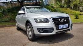 AUDI Q5 3.0TDI one owner