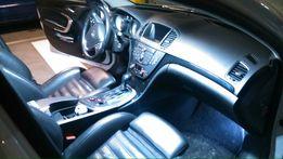 opel insignia oświetlenie wnętrza kabiny tablicy led zestaw 17 szt.