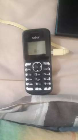 Mint  cell phone and nokia