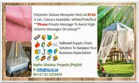 Polyester Deluxe Mosquito Net