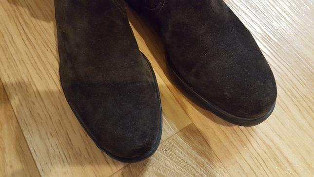 Продам итальянские мужские ботинки (полусапоги) FABI Харьков - изображение 4