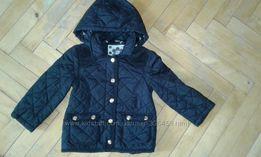 Стеганая деми курточка р. 98-104