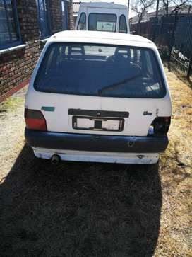 Am selling my Fiat Uno it needs a bit of body painting