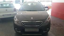 PEUGEOT 2008 1.6 CROSSOVER ACTIVE