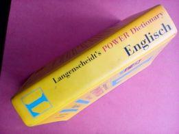 Современный словарь англо-немецкий и немецко-английский немецкое издан