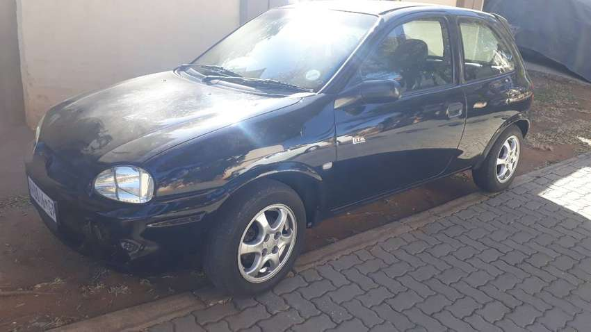 2007 Opel Corsa Lite. 1.4i. Power steering and air conditioning. 0