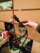 Клапан тормоза ручного wabco 9617231270 DAF