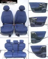 $- Fiat STILO HB HTB 5D fotel fotele kanapa boczki komplet EU okazja