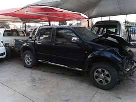 Gwm Steed 3 2.8tc stripping for spares