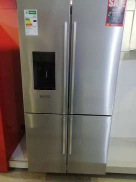 Smeg 4 door fridge