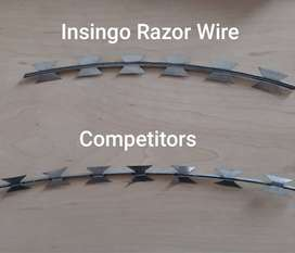 Razor Wire Flatwrap manufacturing plant for sale