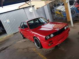 E30 BMW 2DOOR BOXSHAPE
