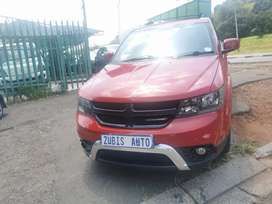 2016 DODGE JOURNEY WITH AN ENGINE CAPACITY OF 3,2