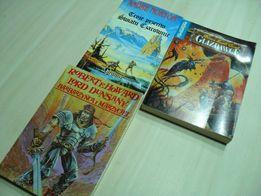 książki fantasy