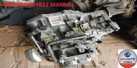 IMPORTED USED MITSUBISHI 4B11 MANUAL GEARBOX FOR SALE AT MYM AUTOWORLD