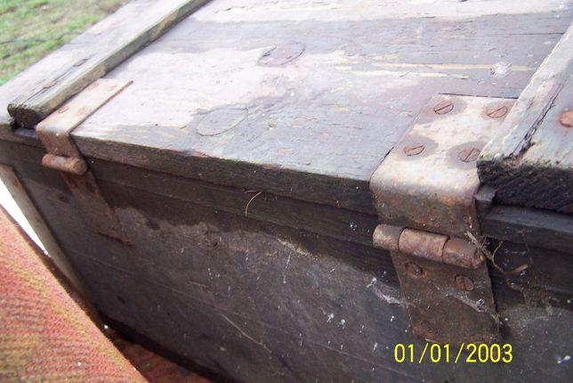 prl ,skrzynia wojskowa ,amunicyjna,vintage Kamień Pomorski - image 7