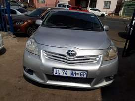2010 Toyota Verso (1.8) Manual with Electric windows