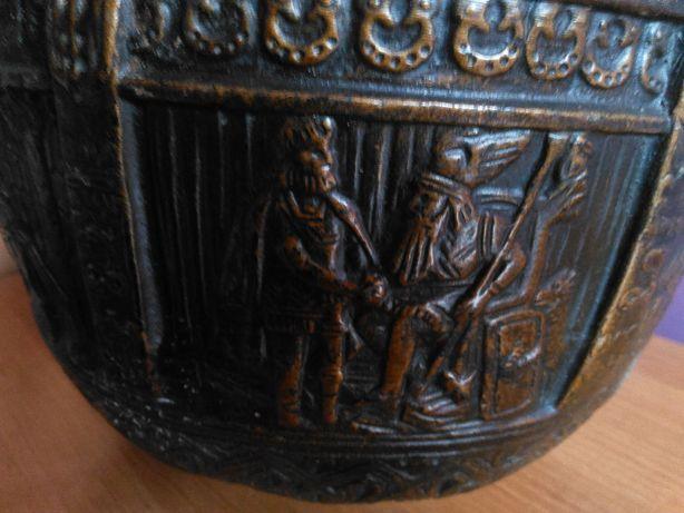 Stara duża kamienna waza donica Kraków - image 1