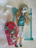 Monster High Lagoona- super zestaw