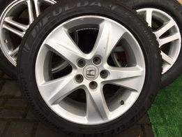 Honda Accord VIII 2008- Koła Zima 17 Cali Opony 225/50/17 Komplet
