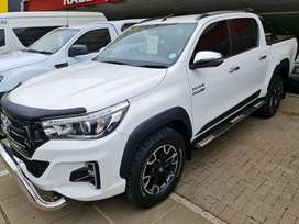 `2020 Toyota Hilux 2.8GD6 4x4 Manual-Legend 50-LOW 11500km-!!