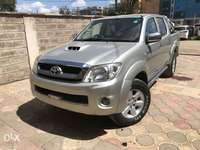 Toyota Hilux Invincible Double Cab KCQ just arrived 0