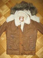 kurtka jesień-zima Bershka r.38