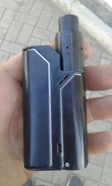 Мех мод эдектронная сигарета кальян 75 ват