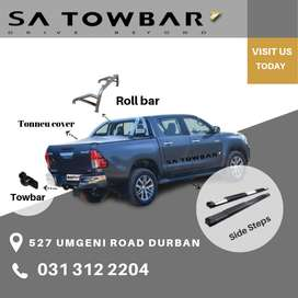 Best Quality Tow bar,Roll Bar,Side Steps And Tonneu Covers