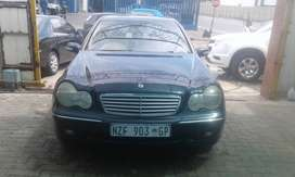 2003 Mercedes Benz C320 Auto for sale