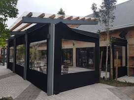 Awnings, Blinds and carports