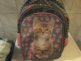 Plecak trailer z kotkiem